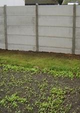 cheap concrete fences