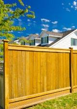 cheap wood fence panels