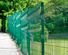 wire fence panels comparing